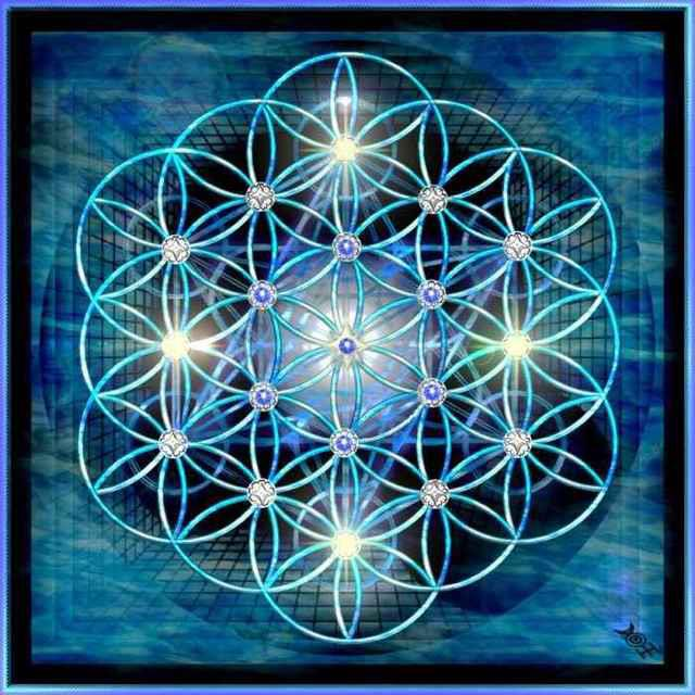 Sacred Geometry- The Flower of Life